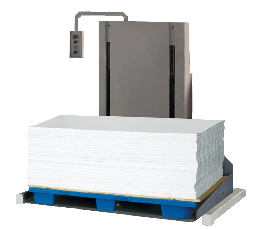 LT-1000纸堆自动升降机
